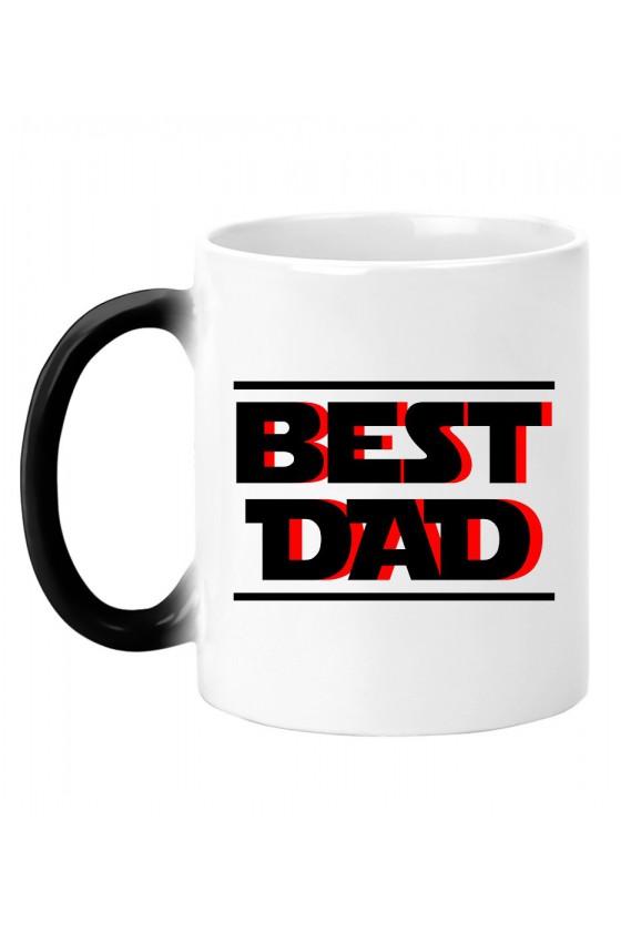 Kubek magiczny Best Dad