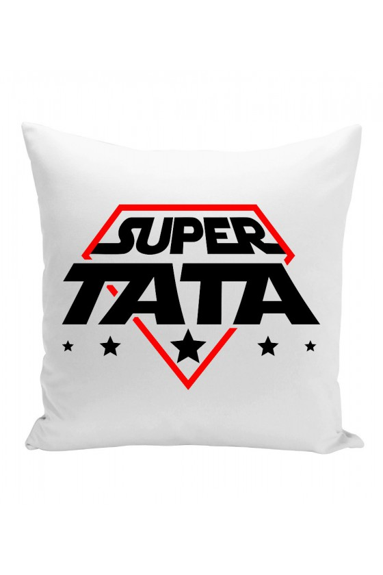 Poduszka Super Tata - kosmiczny styl