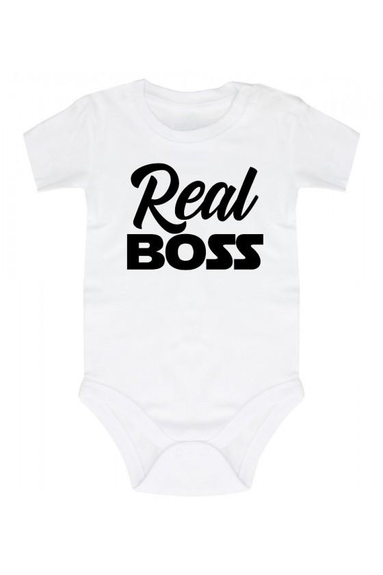 Body dziecięce Real BOSS