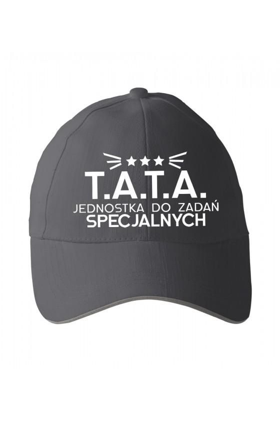 Czapka z daszkiem T.A.T.A Jednostka do zadań specjalnych