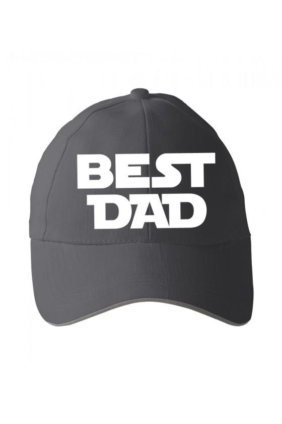Czapka z daszkiem dla Taty Best Dad