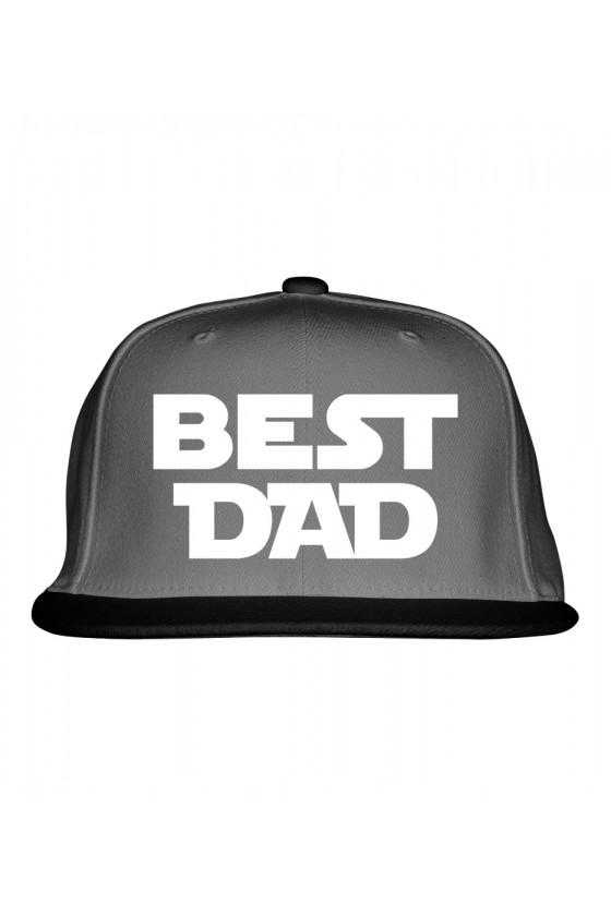 Czapka Snapback dla Taty Best Dad