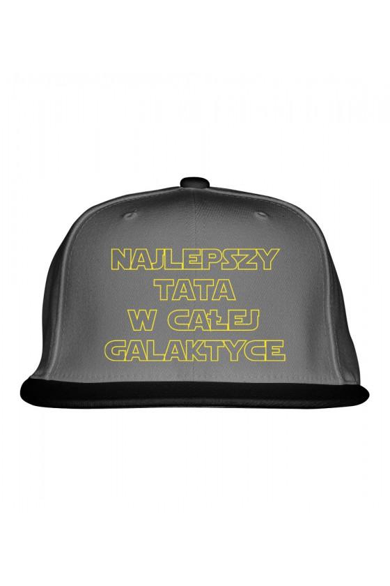 Czapka Snapback dla Taty Najlepszy Tata w całej galaktyce
