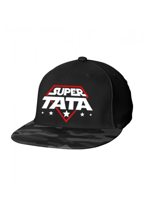 Czapka Camo Snapback SUPER gwiezdny TATA