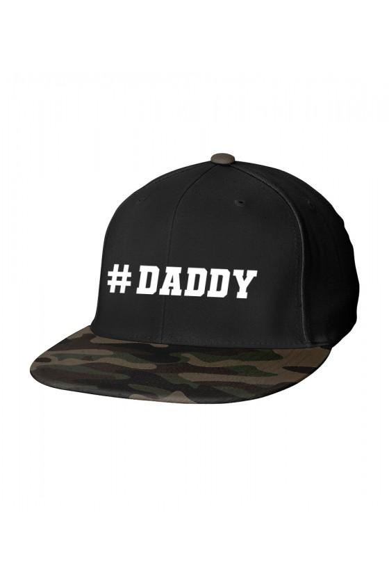 Czapka Camo Snapback DADDY
