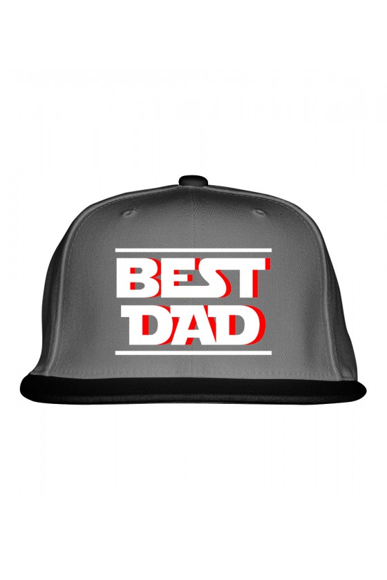 Czapka Snapback BEST DAD