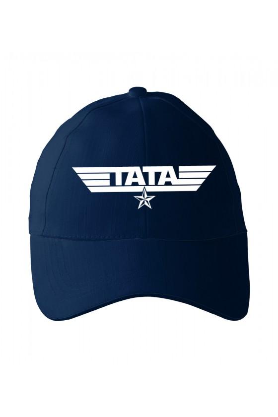 Czapka z daszkiem Tata Militarny Styl
