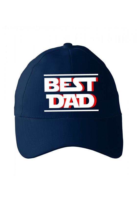 Czapka z daszkiem BEST DAD