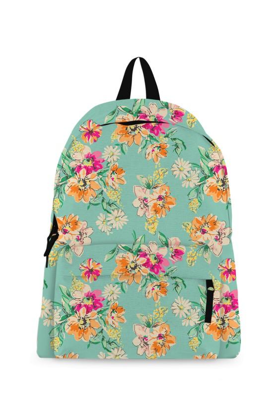 Plecak Premium Vintage Flower