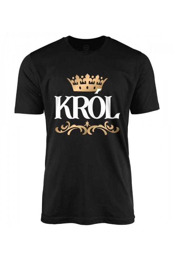 Koszulka męska Król