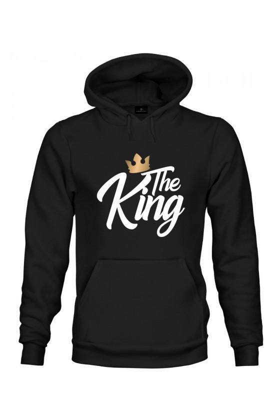 Bluza z kapturem The King