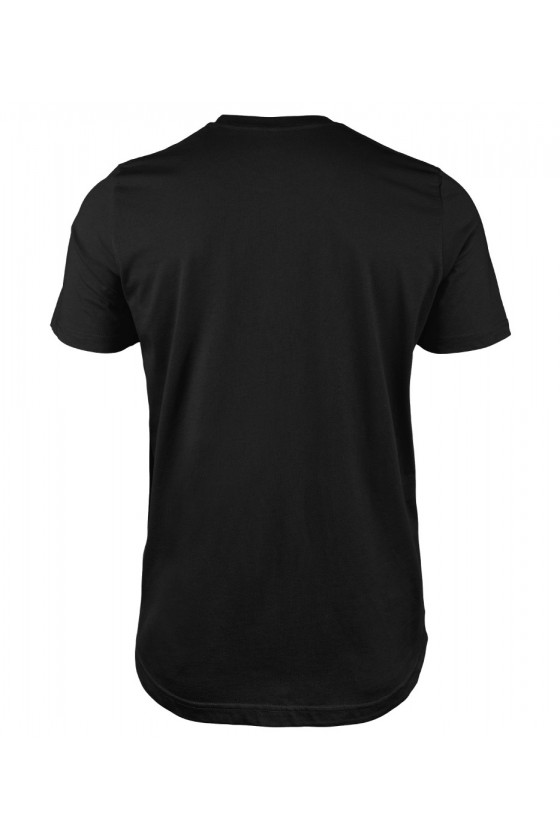 Koszulka męska Robię co chcę tylko muszę zapytać żony