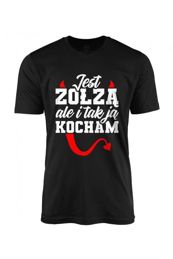 Koszulka męska Ukochany Zołzy