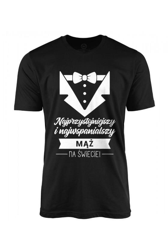 Koszulka męska Dla Męża Przystojniaka