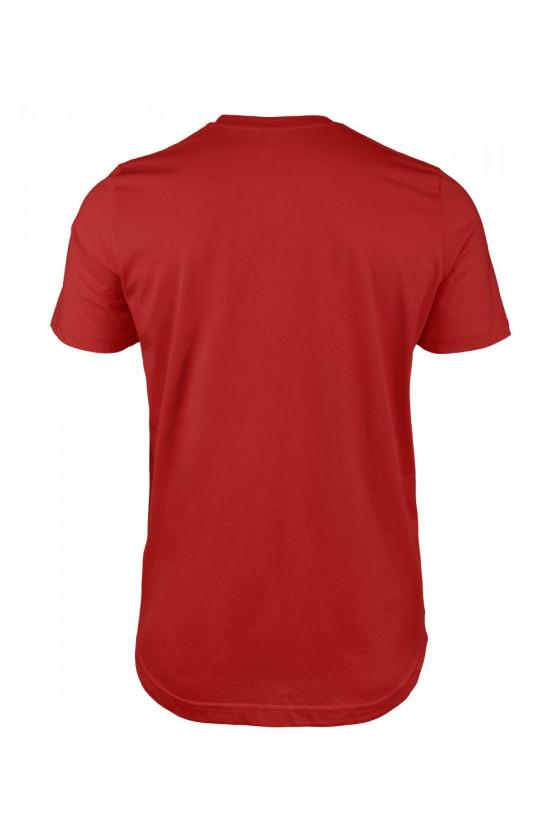 Koszulka męska Pomocnik Mikołaja