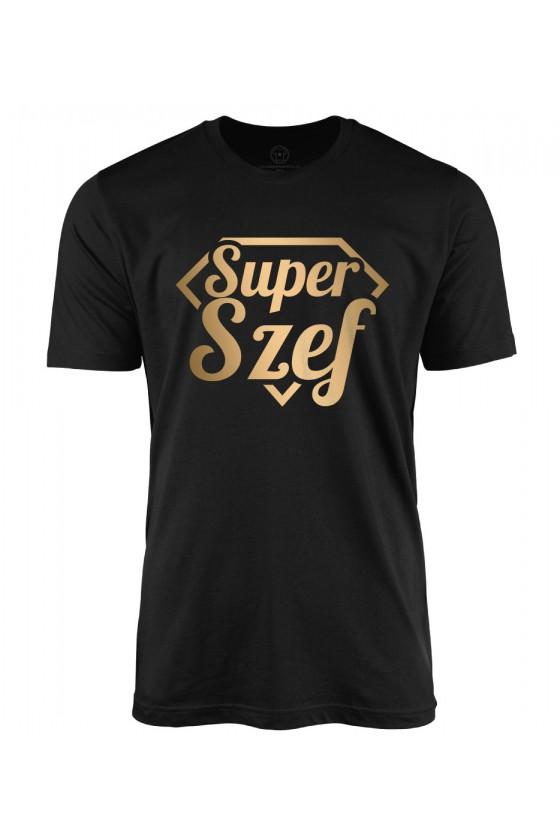 Koszulka męska Super szef