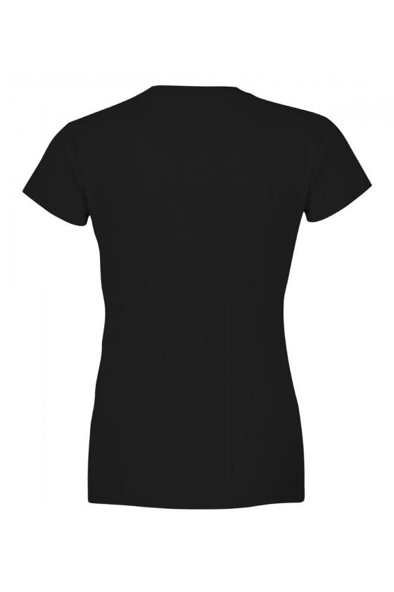 Koszulka damska Jestem Mamą Supermoc 1