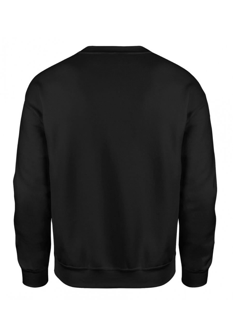 Bluza klasyczna Z napisem Dobry Wuj