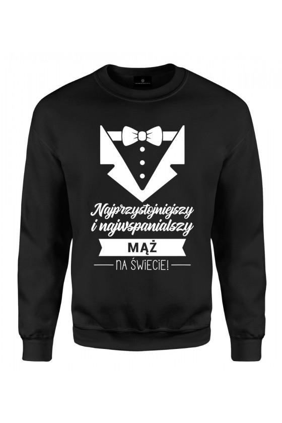 Bluza klasyczna Dla Męża Przystojniaka
