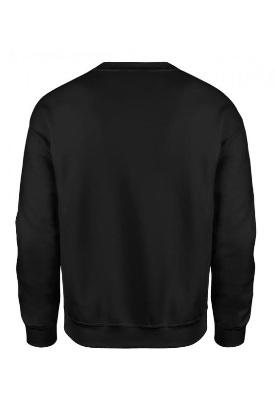 Bluza klasyczna Z napisem Dobry Braciak