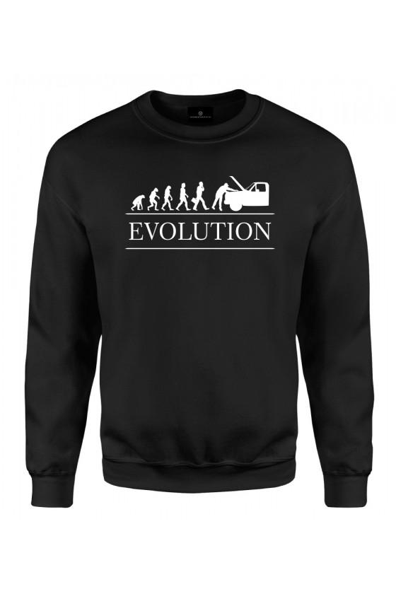 Bluza klasyczna Ewolucja mechanika