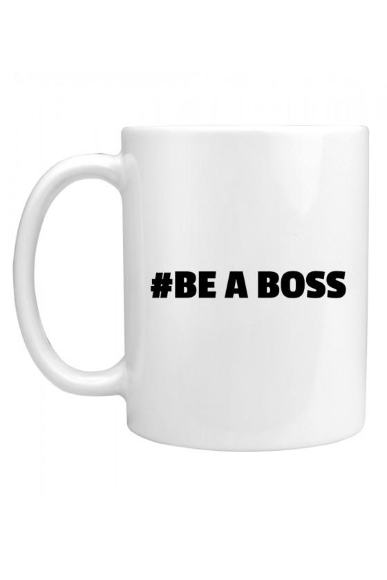 Kubek Be a boss
