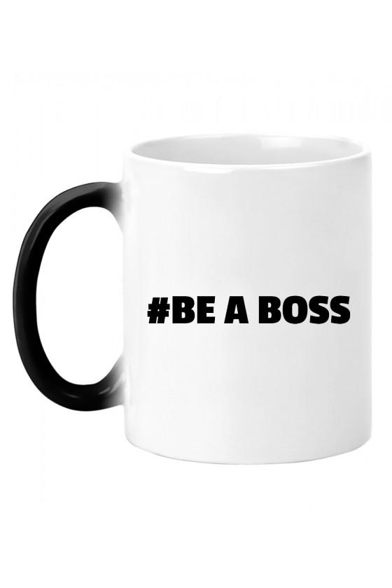 Kubek magiczny Be a boss