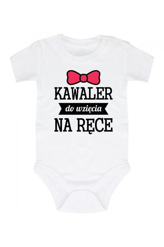 Body niemowlęce Kawaler do wzięcia na ręce