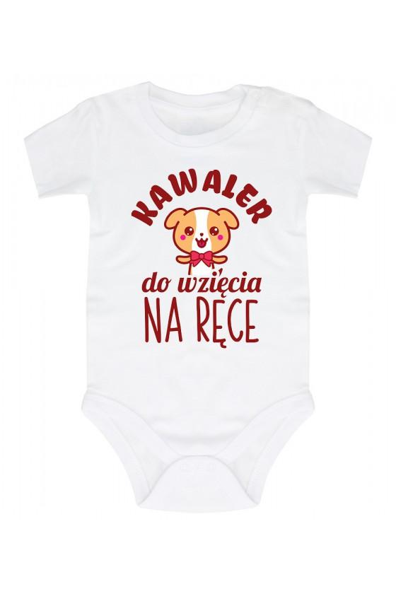 Body niemowlęce Kawaler do wzięcia na ręce 2