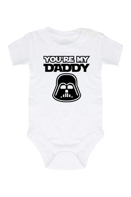 Body niemowlęce You're my daddy