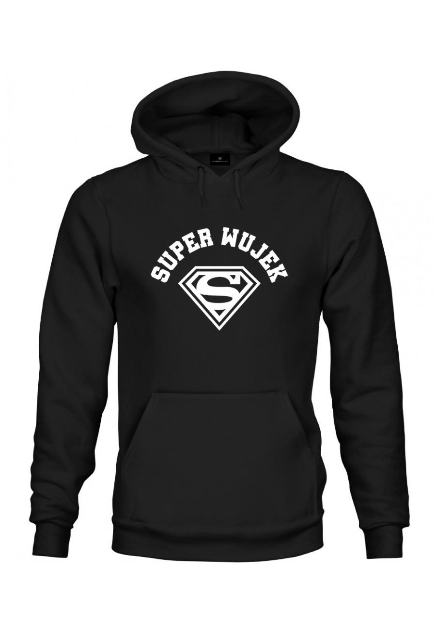 Bluza z kapturem Super Wujek 2