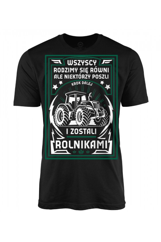 Koszulka męska Najlepsi zostalo rolnikami 2