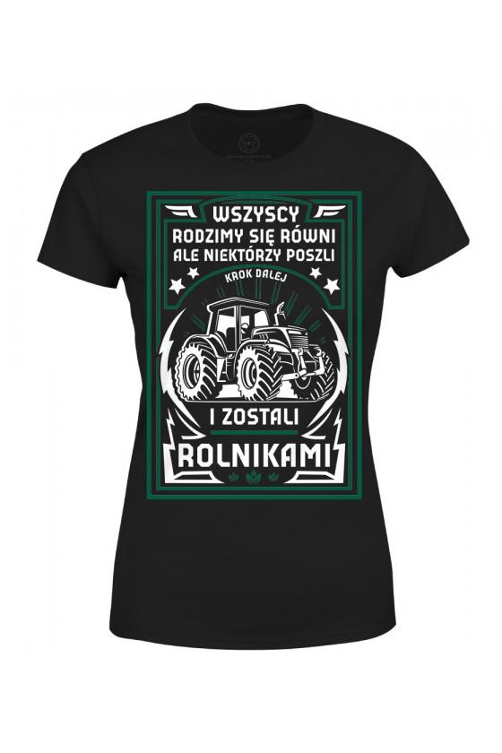Koszulka damska Najlepsi zostalo rolnikami 2