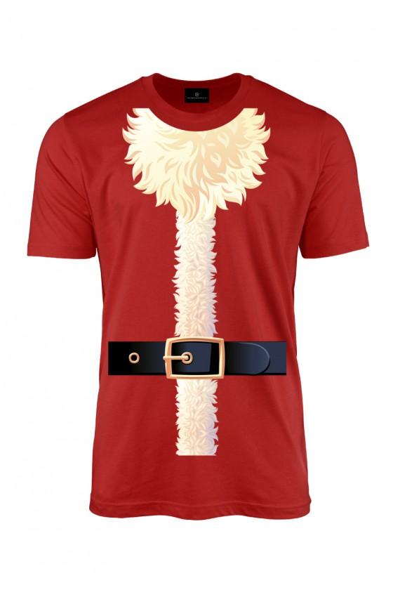 Koszulka męska Strój Świętego Mikołaja