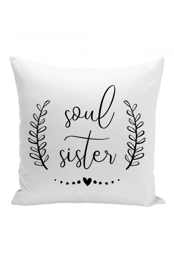 Poduszka Soul sister
