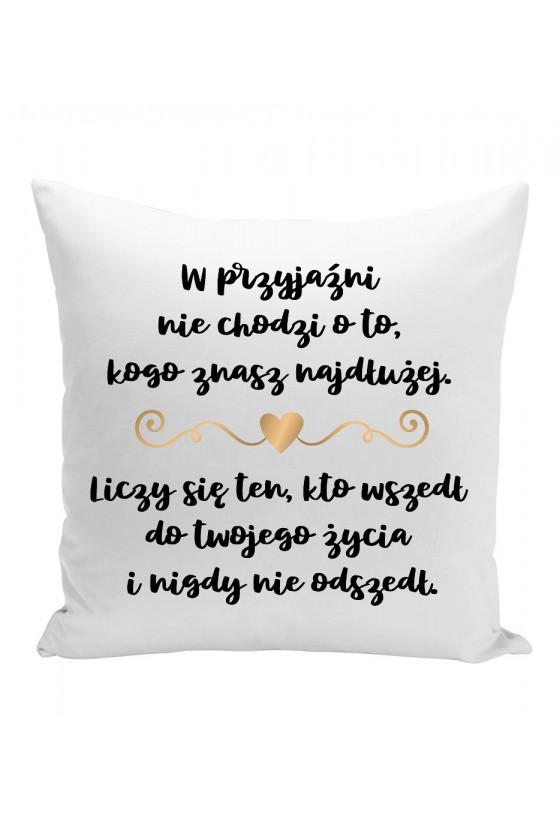 Poduszka Dla przyjaciela