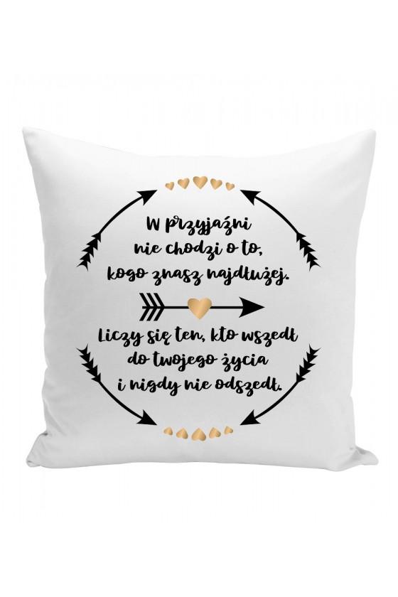 Poduszka Dla najlepszych przyjaciół