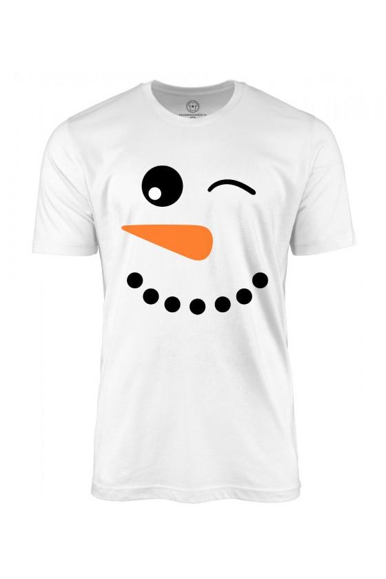 Koszulka męska Bałwanek 4