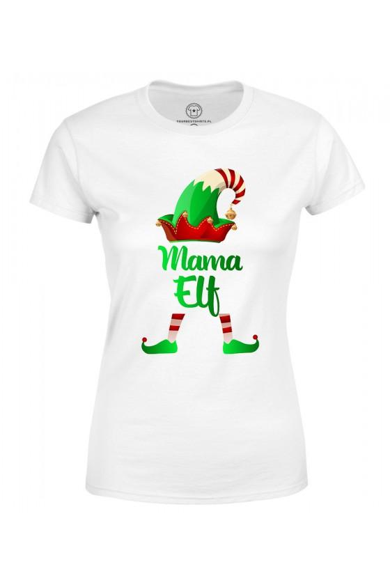 Koszulka damska Mama Elf
