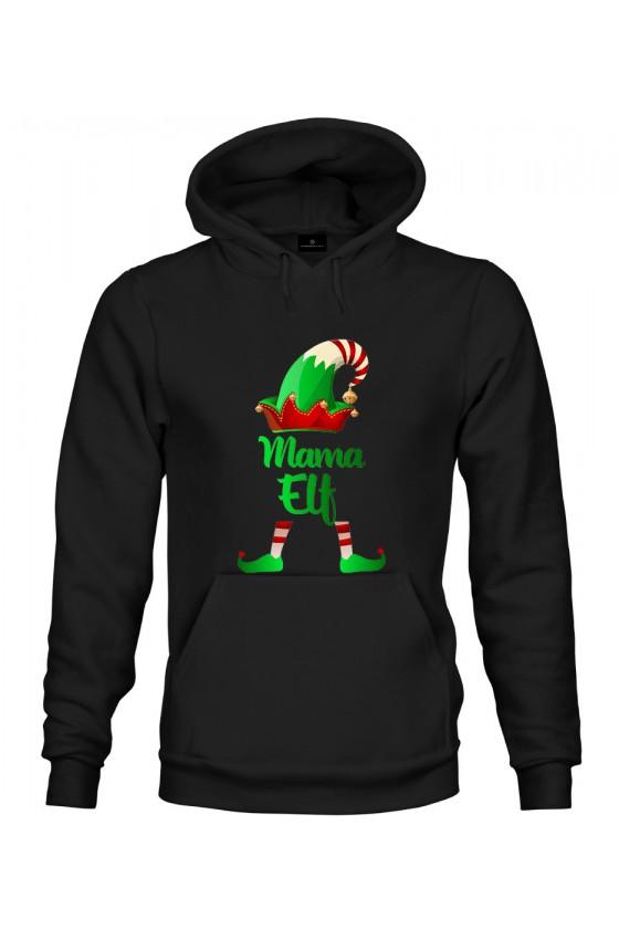 Bluza z kapturem Mama Elf