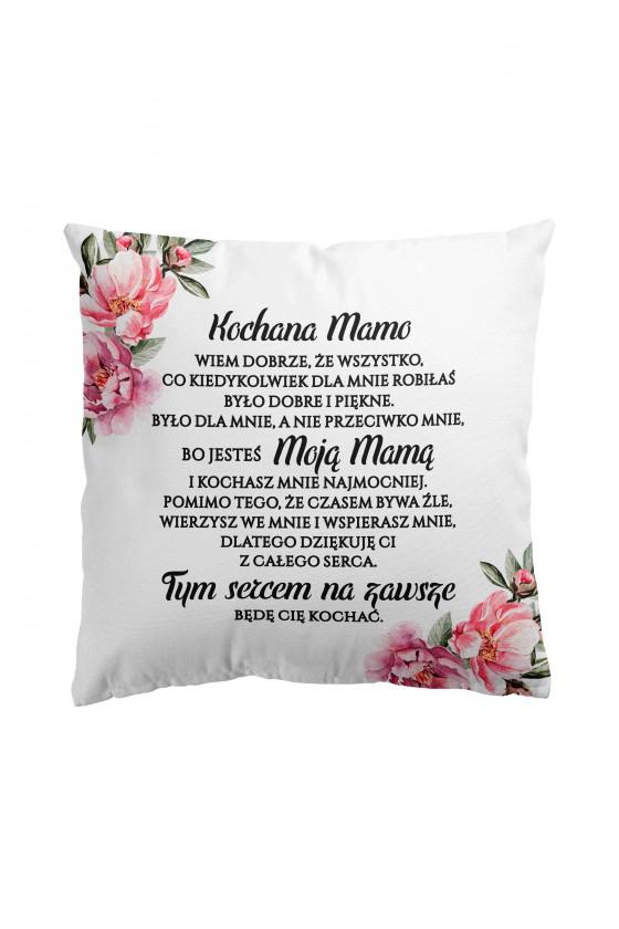 Poduszka Premium dla mamy - Wyznanie