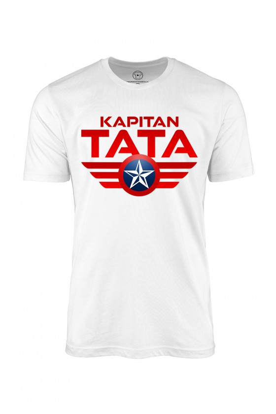 Koszulka męska Kapitan Tata